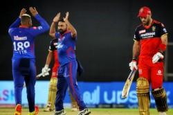 Ipl 2021 Dc Vs Rcb Amit Mishra Dismisses Glenn Maxwell For Fifth Time In T20s