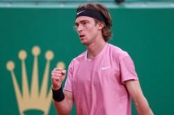 Rafael Nadal Stunned By Andrey Rublev Monte Carlo Daniel Evans Backs Up Novak Djokovic Win