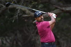 Golf Lahiri Shoots Another 69 For 5th Place Eyes Final Round Charge At Valero Texas Open