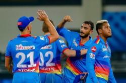 Ipl 2021 Axar Patel Rejoins Delhi Capitals Squad