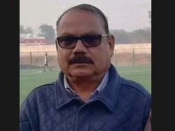 Hockey Historian Bg Joshi Succumbs To Covid Related Complications Hockey India Mourns His Demise