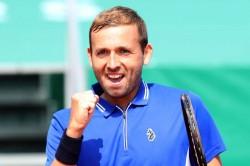Dan Evans Djokovic Stunned By Briton Dan In Monte Carlo Masters