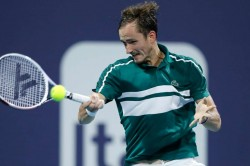 Medvedev Out Of Monte Carlo Masters After Positive Coronavirus Test