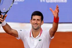Djokovic In Serbia Open Semi Finals Nadal Through In Barcelona