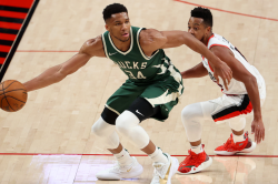 Rudderless Warriors Suffer Staggering Season High Defeat Giannis Downs Blazers With 47 Point Haul