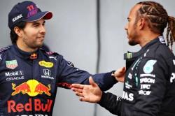 Hamilton Shocked End Red Bull Pole Run Perez Rues Mistake At Last Corner F1