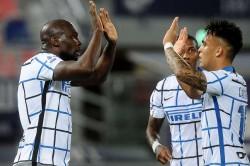 Bologna Inter Lukaku Reaches 20 Serie A Goals Nerazzurri Tighten Grip On Top Spot