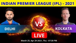 Ipl 2021 Dc Vs Kkr Match 25 Live Updates Highlights Scores Delhi Capitals Kolkata Knight Riders