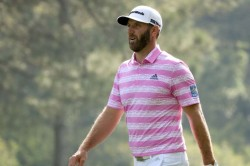 The Masters No Dream Start For Defending Champion Johnson