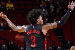 Nba Kevin Porter Jr 50 Rockets Bucks Giannis Warriors Timberwolves