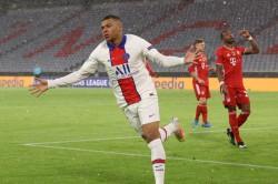 Kylian Mbappe Scores Twice Paris Saint Germain Beat Bayern Munich 3 2 Champions League