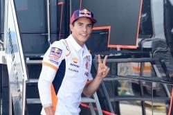 Marc Marquez Fit To Return Motogp Portugal Arm Injury Repsol Honda
