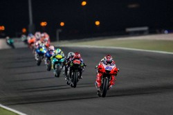 Doha Gp Pramac Delight As Rookie Martin Storms To Maiden Motogp Pole