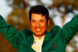 The Masters Matsuyama Taken Golf Up Notch Gary Player