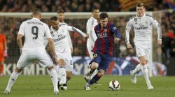 El Clasico Goal Duels Karim Benzema Vs Lionel Messi