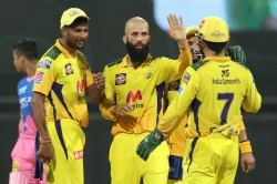 Ipl 2021 Csk Vs Rr Match Report Moeen Ali Ravindra Jadeja Set Up Win For Chennai Super Kings