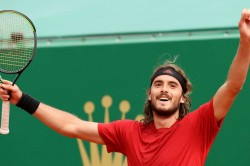 Stefanos Tsitsipas Beats Andrey Rublev In Monte Carlo For First Atp Masters 1000 Title