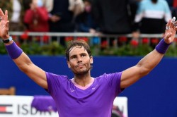 Nadal Lands 12th Barcelona Open Title After Saving Championship Point