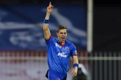 Ipl 2021 Big Blow For Delhi Capitals As Anrich Nortje Tests Covid 19 Positive