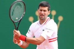 Djokovic Shocked By Evans In Monte Carlo As Nadal Beats Dimitrov