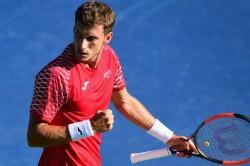 Pablo Carreno Busta Beats Mario Vilella Martinez Andalucia Open