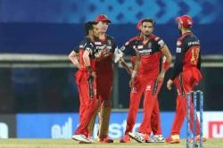 Ipl 2021 Mi Vs Rcb Match Report Harshal Patel Ab De Villiers Spur Royal Challengers Bangalore
