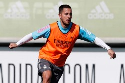 Madrid Confirm Hazard Absence For Liverpool First Leg
