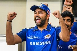 Ipl 2021 Nice To Have Company Around Mi Skipper Rohit Sharma On Life Inside Bio Bubble