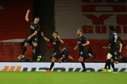 Arsenal Slavia Prague Europa League Report Tomas Holes Cancels Out Late Nicolas Pepe Goal