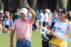 Cink Maintains Five Shot Lead As He Breaks Another Rbc Heritage Record