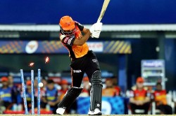 Ipl 2021 These Scores Are Chaseable It S Just Poor Batting Warner After Srh Fell To Third Loss