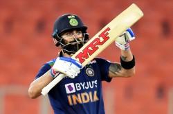 Kohli Named Wisden Almanack S Odi Cricketer Of The 2010s Tendulkar Kapil Also Awarded