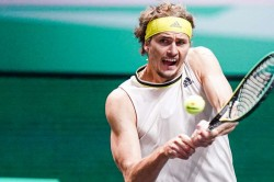 Zverev Getting Back On Track In Bavaria After Elbow Injury
