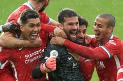 Premier League Data Dive Alisson Liverpool Hero Champions League Chances Helped