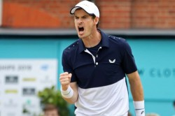 Andy Murray To Play At Queens Club Championships In June Ahead Possible Wimbledon Return