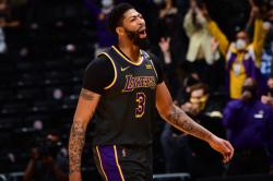 Davis Stars As Lakers Halt Losing Run Assists Galore For Westbrook