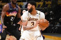 Lebron James La Lakers Nba Anthony Davis Phoenix Suns Doncic Mavs Rozier