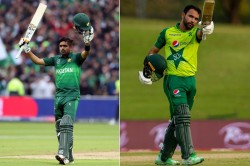 Pakistan Duo Of Babar Azam Fakhar Zaman Nominated For Icc Player Of The Month