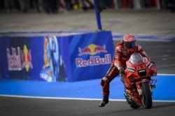Bagnaia Speeds Past Quartararo To Top Day 1 In Jerez