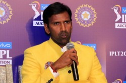 Ipl 2021 Csk Bowling Coach L Balaji S Testing Positive Inside Bubble Puts Delhi Games In Fix