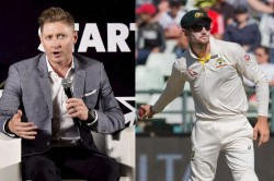 Michael Clarke Not Surprised By Cameron Bancroft Revelation On Ball Tampering Issue