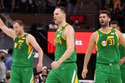Nba Bojan Bogdanovic Career Night Jazz Nuggets Suns Knicks