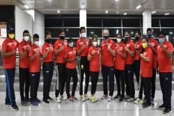 Asian Boxing Championships Indian Pugilists Arrive In Dubai