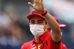 Charles Leclerc Getting Used To Monaco Mishaps As He Waits On First Finish