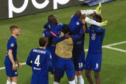 Ngolo Kante Drives Chelsea To Champions League Glory Against Man City