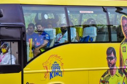 Ipl 2021 Covid Positive Cases In Chennai Super Kings Bcci Official