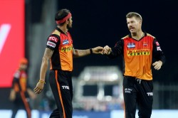 Ipl 2021 Very Difficult Decision To Drop Warner From Playing Xi Says Srh Coach Bayliss