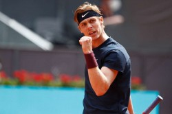Shapovalov Feeling A Lot Better After Bouncing Back In Madrid