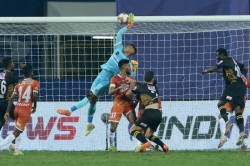 Fc Goa Goalkeeper Dheeraj Singh Earns Afc Accolades With Most Saves In Group Games
