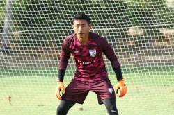 Senior National Team Call Up Inspired Me Ahead Of Afc Champions League Group Stage Dheeraj Singh